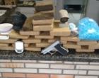 BM apreende mais de 20 quilos de maconha em Tramandaí