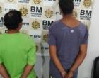 Pai e filho são presos: um era procurado por estupro, o outro por pensão alimentícia