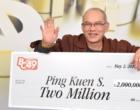 Homem ganha na loteria, faz aniversário e se aposenta no mesmo dia