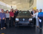 Comarcas do Litoral Norte realizam doação de veículo para Presídio de Osório