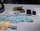 Empresário é flagrado com drogas e garota de programa no Litoral Norte