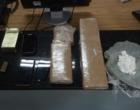 Duas pessoas são presas e mais de 2kg de maconha e cocaína apreendido em Osório