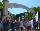 Trabalhadores do hospital de Osório entram em greve por tempo indeterminado