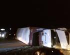 Atualizada: acidente mata duas pessoas e deixa feridos graves na BR-101