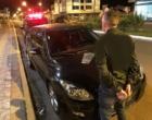 Homem é preso em flagrante com carro roubado em Osório