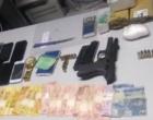 Criminosos ligados a facção criminosa da capital trocam tiros com a BM no Litoral