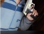 Jovem posta foto com arma em rede social e BM desmantela boca fumo em Tramandaí