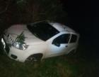 Assaltantes colidem veículo durante fuga após assalto em Santo Antônio da Patrulha