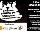 Concurso Bandas de Garagem acontece em Balneário Pinhal