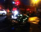 Motociclista fica ferido em acidente em Osório