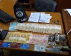 Preso casal suspeito de armazenar drogas para facção criminosa da capital em Cidreira
