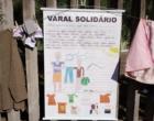 Varal Solidário é exemplo em escola de Osório