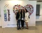 Estudantes de Osório recebem medalha de ouro na Genius Olympiad, em Nova Iorque