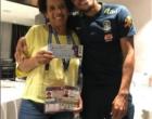 Mãe do jogador Taison é encontrada após sequestro em Pelotas