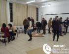 Docentes participaram de formação na Unicnec