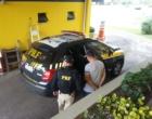 PRF prende estelionatário em Osório