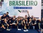 Vice-campeão Brasileiro de Jiu-Jitsu é de Osório