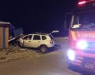Veículo colide em quiosque na beira mar de Imbé