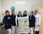 Enfermagem da Unicnec realiza projeto em Escola de Osório