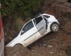 Colisão entre veículos deixa dois feridos em Osório