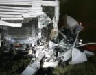 Mulher morre em colisão frontal de carro com caminhão na BR 290