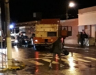 Veículo atinge mulher no centro de Osório