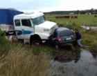 Três pessoas da mesma família morrem em acidente na BR-101