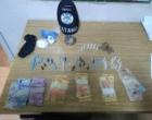 Motorista é flagrado com 68 pinos de cocaína em Osório