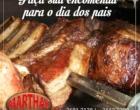 Para um pai especial, cortes especiais da Marthay Casa de Carnes em Osório