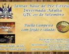 Jantar baile de pré estreia da Invernada Adulta do GTC 20 de Setembro acontece em Xangri-Lá