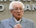 Câmara de Osório presta homenagem pelos 90 anos de vida de Juraci Pasquotto
