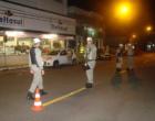 BM realiza fiscalização no Litoral: pessoa desaparecida encontrada e carros recolhidos