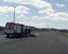 Motociclista morre em acidente na Estrada do Mar