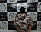 Jovem de 19 anos é preso acusado de assaltar lotação em Balneário Pinhal
