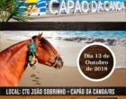 1ª Exposição de Cavalos Crioulos de Capão da Canoa acontece em outubro
