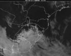 Inmet emite alerta de chuva forte e vento intenso no Litoral Gaúcho