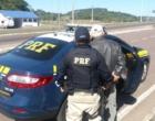 Idoso de 68 anos que era foragido da justiça é preso na BR-101