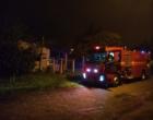 Tramandaí: idoso fica ferido durante incêndio em residência