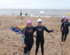 Nadadores de Osório participam da travessia de Arambaré