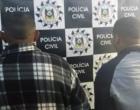 Dois foragidos são presos com veículo roubado em Tramandaí