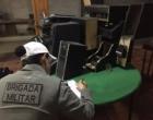 Casa de jogos ilegais é fechada em Osório