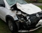 Veículo colide em cavalo solto na pista em Tramandaí