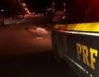 Ciclista morre atropelado na freeway