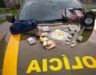 Adolescentes de 13 e 16 anos são apreendidos por tráfico de drogas em Osório