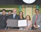 Juarez Ramos Jr. anuncia posse como reitor da UNICNEC
