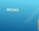Procon RS alerta para recalls do mês de outubro