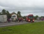 Baixa velocidade de caminhão teria causado acidente com morte na freeway, diz PRF
