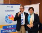 Osório recebe a visita do Governador do Rotary Internacional