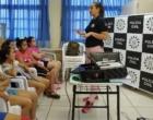 """Polícia Civil desenvolve programa """"papo de responsa"""" em escolas de Osório"""