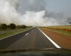 PRF prende incendiário na Freeway em Osório